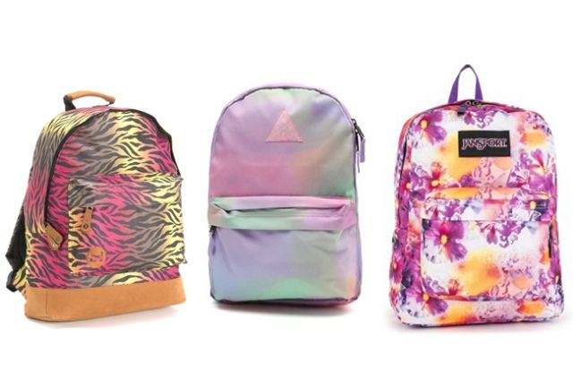 Pretty Prints | Our Favourite Back To School Backpacks | The Baby Post