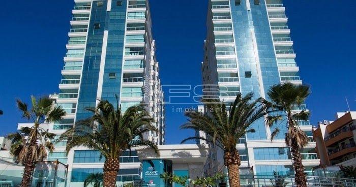 V2124 - Atlantic Paradise Towers - Apartamento 4 suítes Finamente Mobiliado - Frente ao Mar - Meia Praia - Itapema/SC:  ATLANTIC…
