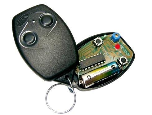 reconfiguração de controle para portão eletrônico