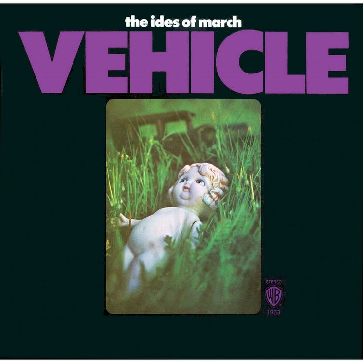 The Ides of March - Vehicle (CD)
