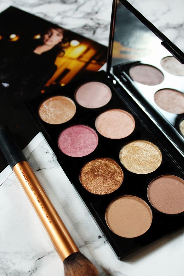 Makeup Revolution Ultra Palette Golden Sugar 2 Rose Gold Review