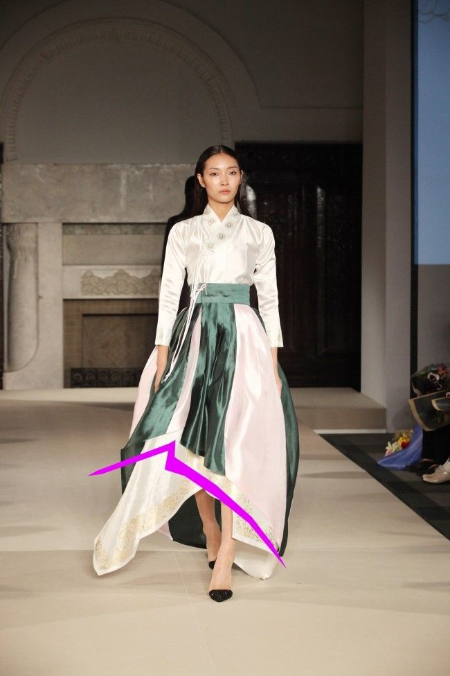 천의무봉 생활한복 대표라인 언밸런스 'ㄹ(리을)' 라인의 탄생! : 네이버 블로그