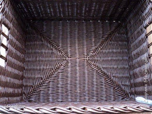Плетение Немного работ и МК загибки и плетение переходов Бумага газетная фото 4