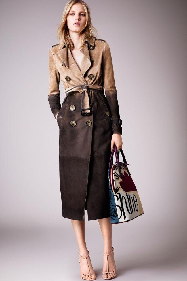 А что если сшить пальто с таким цветовым переходом? Бред?