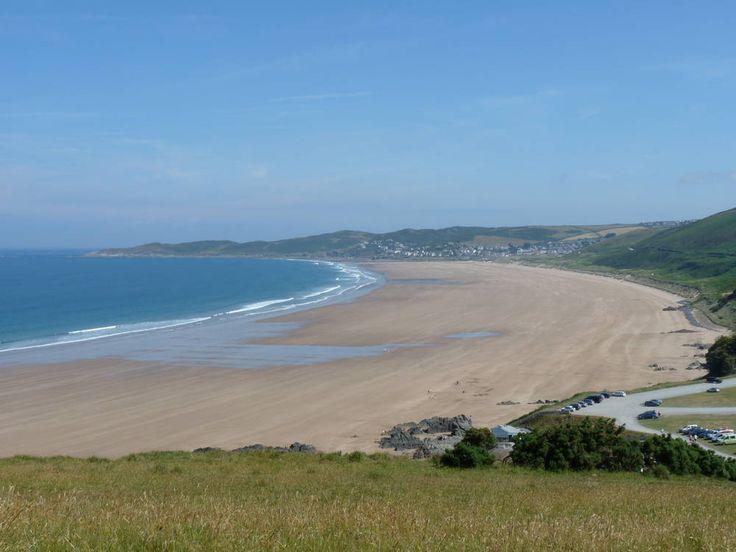 Woolacombe Sands, Devon