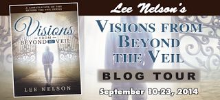 readalot: Blog tour: 'Visions from Beyond the Veil' by Lee N...4 stars