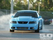 M5lp 1304 02 2003 Ford Mustang Cobra Front View