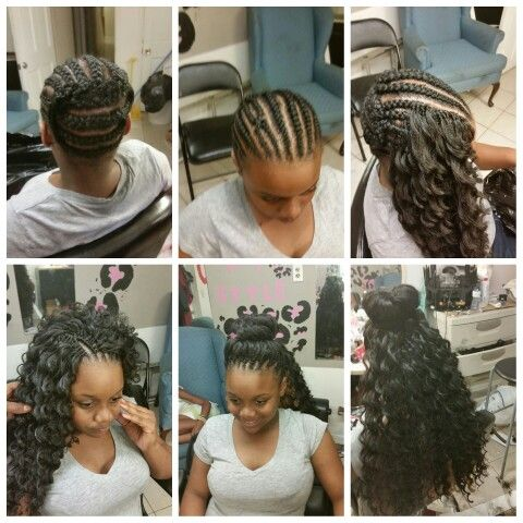 Crochet braids kima hair