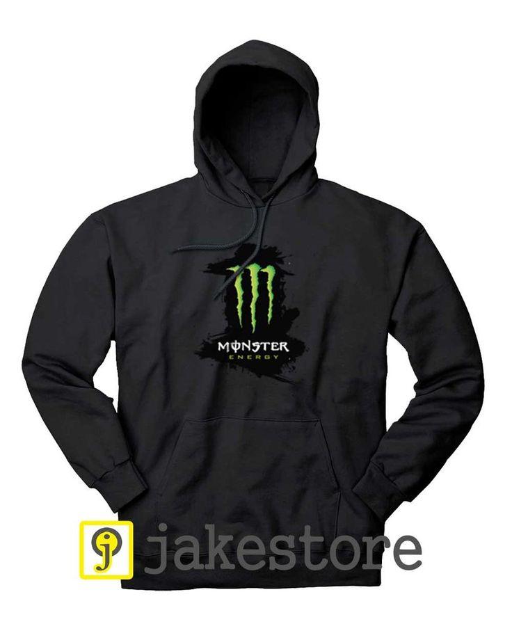 monster energy hoodie jacket shirt sweatshirt hoodie. Black Bedroom Furniture Sets. Home Design Ideas