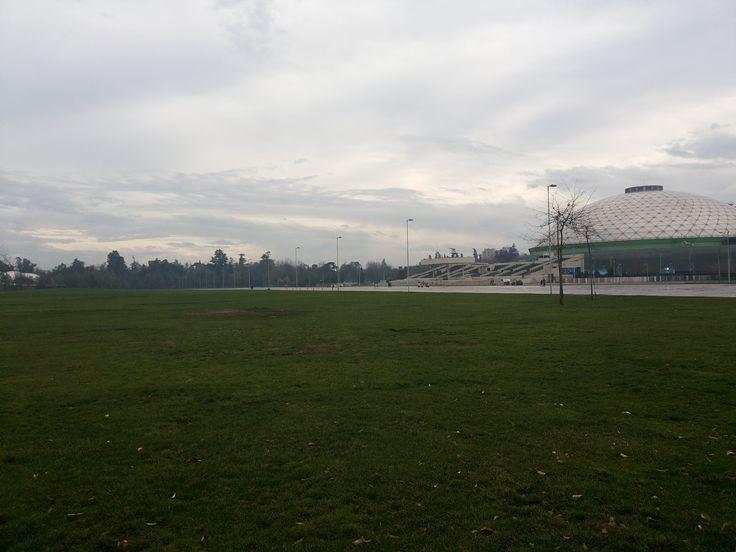 Parque Ohiggins, #Santiago Chille (movistar arena)
