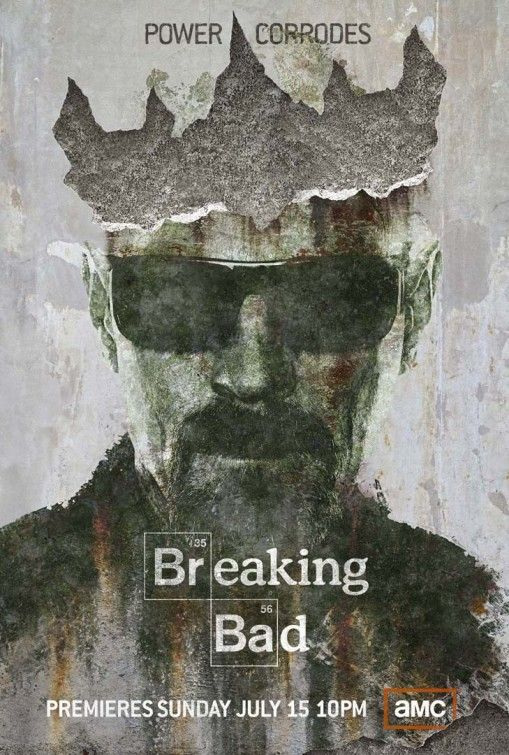 Breaking Bad, new Poster