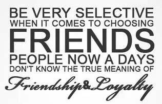 Be careful when Choosing friends | Quotes | Quotes, True friends