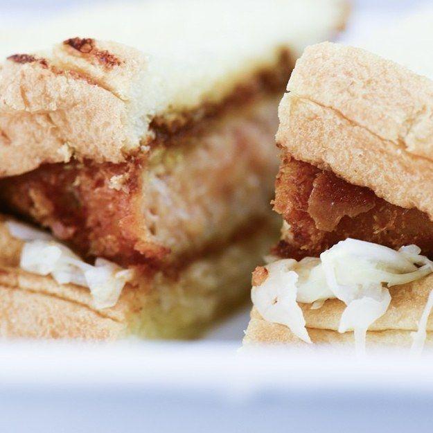 Love Macanese pork chop buns?
