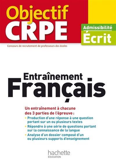 Entraînement français CRPE http://cataloguescd.univ-poitiers.fr/masc/Integration/EXPLOITATION/statique/recherchesimple.asp?id=190835982