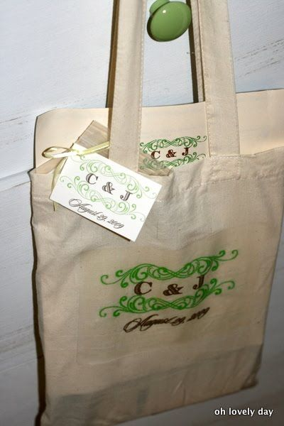 do you know what you should include in our out-of-town guest welcome bags?  well, I'm telling you & giving you a DIY to make your own bags too!