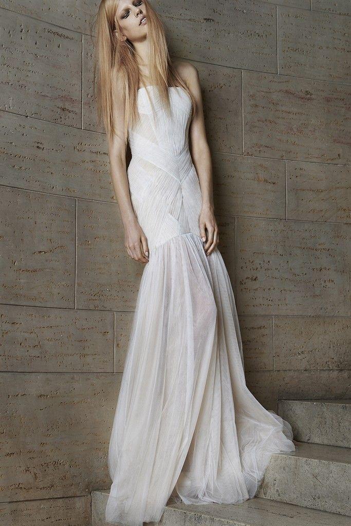 Beautiful Vera Wang Bridal Spring