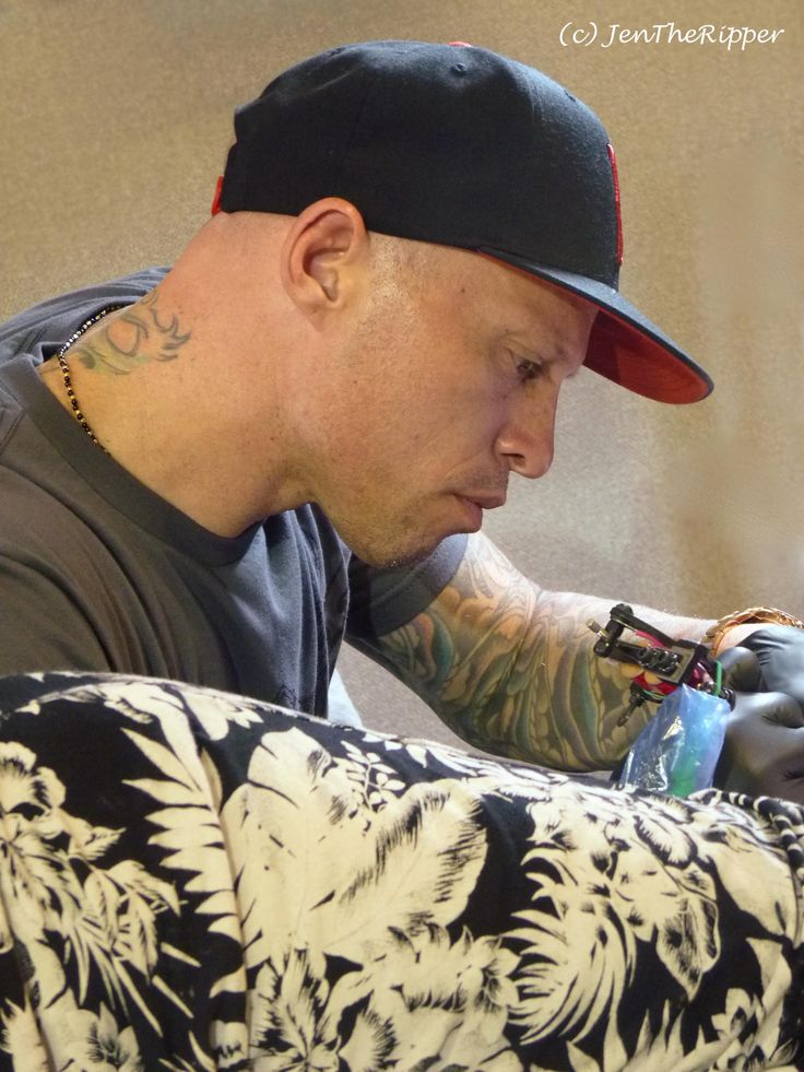 Interview With Ami James ~ London Tattoo Convention