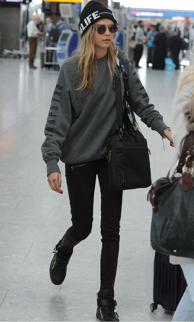 1000+ images about Style Inspiration: Cara Delevingne on ...