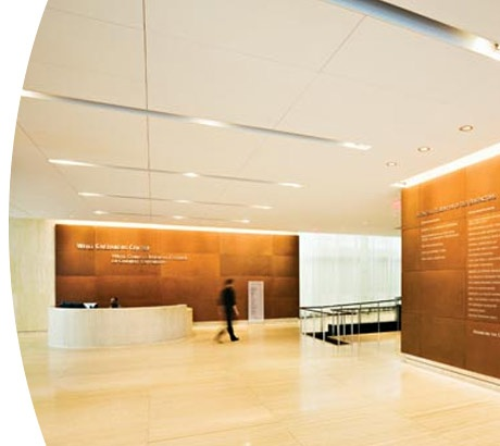 Interior Design Names Weill Greenberg Center Best In Healthcare 2007
