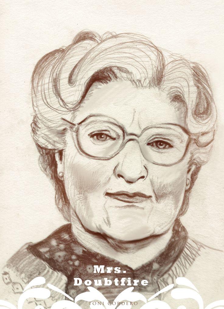 Mrs Dubtfire