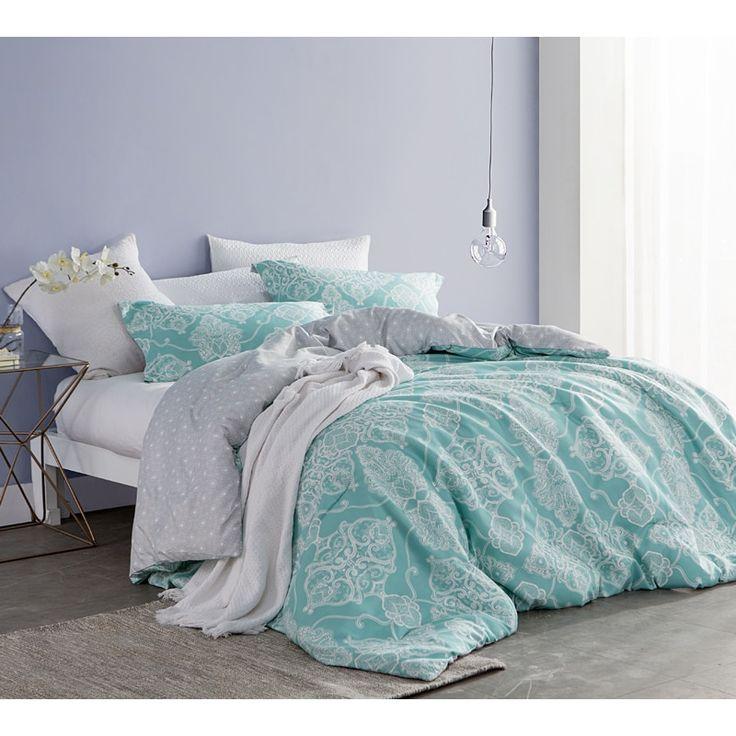 Byourbed Alberobella Minty Aqua Comforter