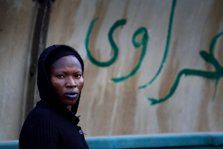 African Woman - Cairo