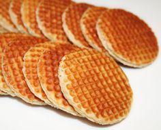 La Cuisine de Bernard: Les Gaufres Flamandes à la Vanille