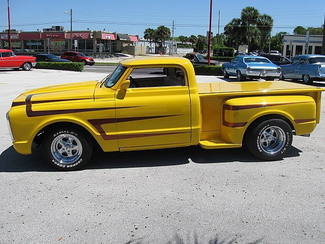 1967 to 1972 Chevrolet C10 Trucks for Sale | Used Cars on ...