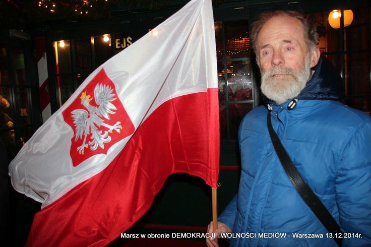 Kłamstwa Polskich Żydów w Skandynawii - wywiad z R,Kudłą Gdańsk 20.03.15