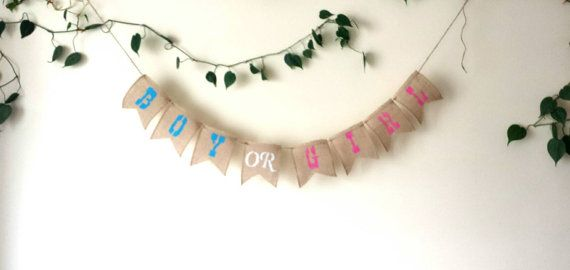 Check out this item in my Etsy shop https://www.etsy.com/ca/listing/267294197/baby-shower-banner-gender-reveal-banner
