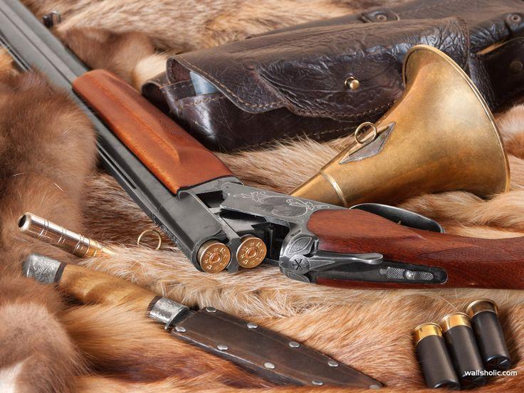 Hunting Guns