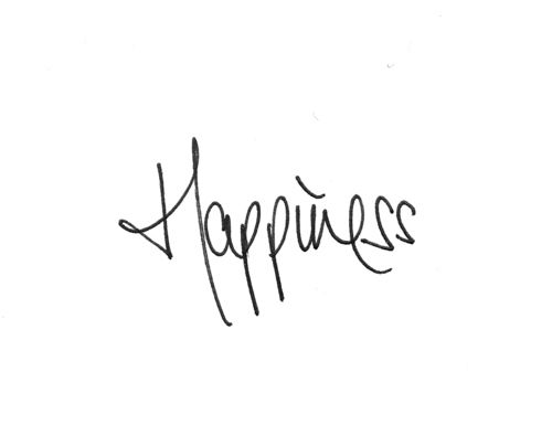 Happiness. It comes on unexpectedly. And goes beyond, really, any early morning talk about it • Raymond Carver