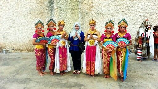 Bali dancer