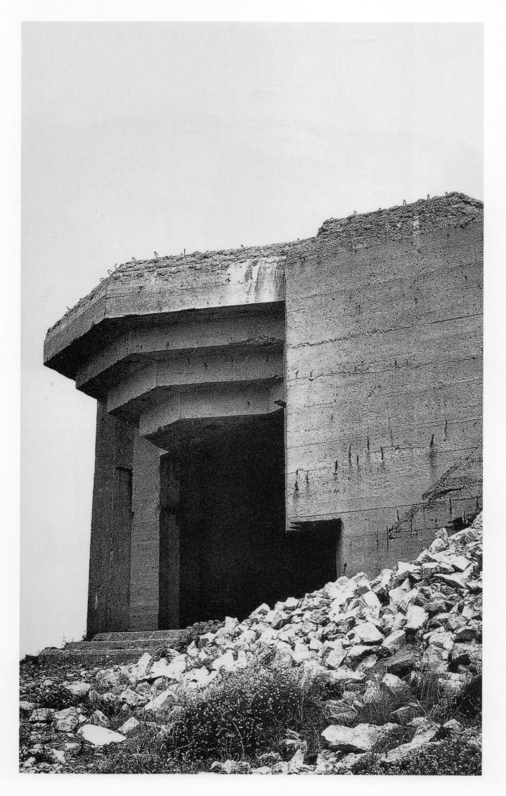 Laboratoire Urbanisme Insurrectionnel: VIRILIO | Mur & Bunkers