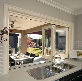 Airlite Bi-fold Window