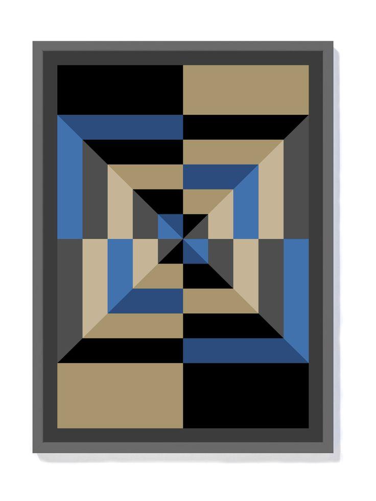 David David® — A1 Next Move print