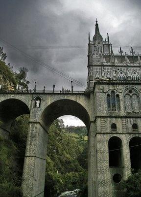 Catedral de las Lajas, Nariño, Colombia
