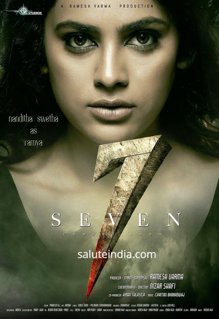 Pin By Saluteindia On Seven Movie Posters Seven Movie Seventh Full Movies Online Free