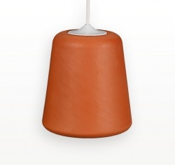Lamp/terracotta