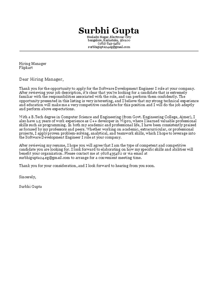 The 25+ best Cover letter builder ideas on Pinterest Cover - law enforcement resume cover letter