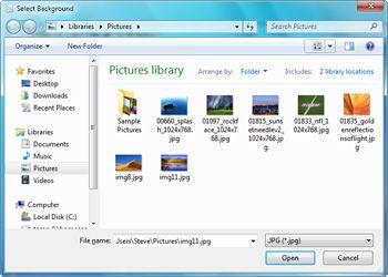 Windows 7 Lock Screen Background Location Related Keywords