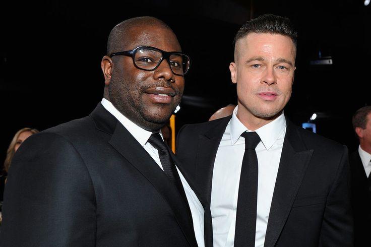 Brad Pitt turned up at the SAG Awards!
