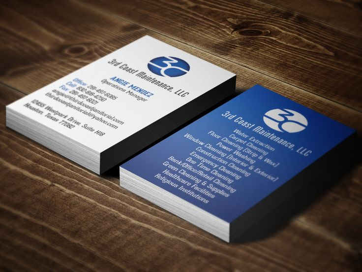 27 best business cards images on pinterest business cards sugar 3rd coast maintenance business card designed printed by alphagraphics sugar land reheart Image collections
