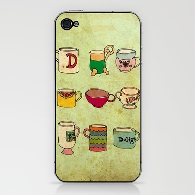 iPhone Skin - I would like to have it!!!!
