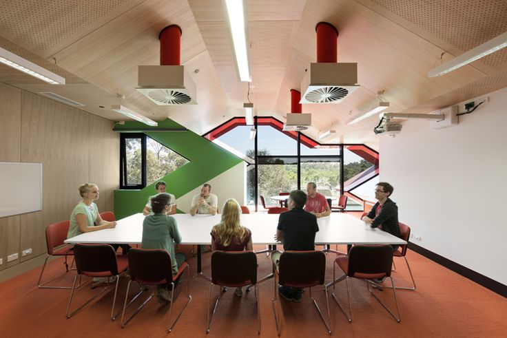Lyons Architecture La Trobe University Institute of Molecular Science