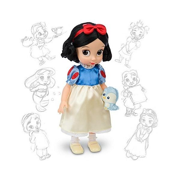 Le Petit Tom ® - Disney Princess Dolls - Prinses poppen via Polyvore