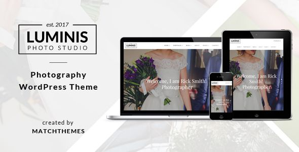 Luminis - Photography WordPress Theme for Wedding, Travel, Event Portfolios (Photography)  https://themeforest.net/item/luminis-photography-wordpress-theme-for-wedding-travel-event-portfolios/20127184