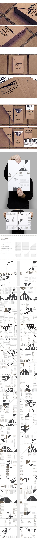 Dicionario das Ideias Feitas Gustave Flaubert. How to package a dictionary #identity #packaging #branding PD