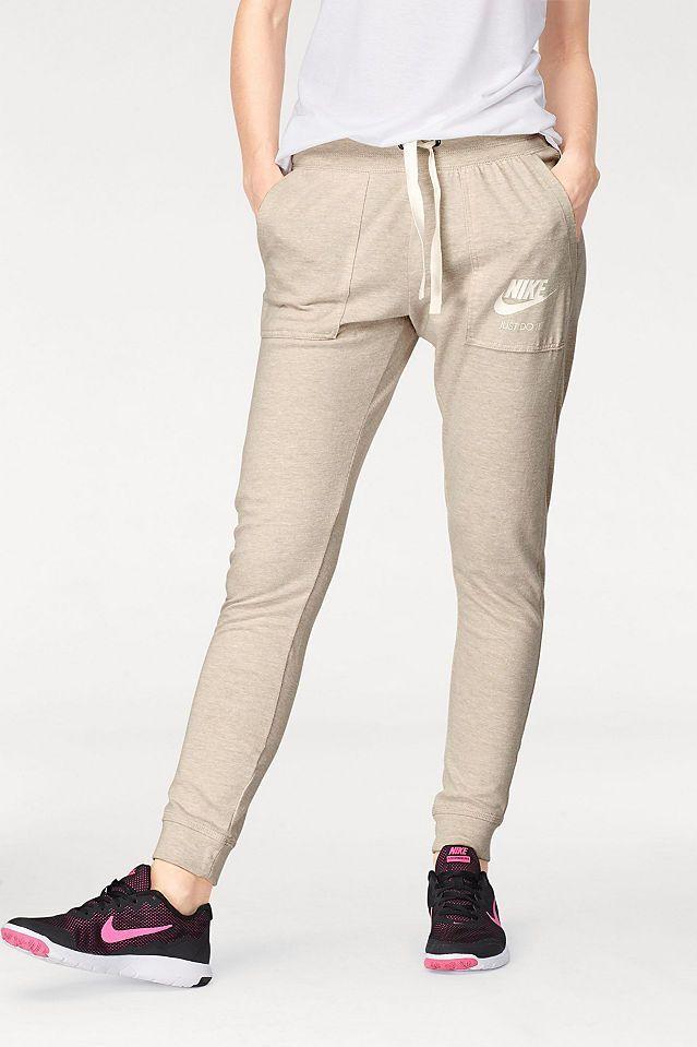 5d519fd2b3de0a Nike Sportswear Jogginghose »WOMEN NSW GYM VINTAGE PANT«  nike  sportswear