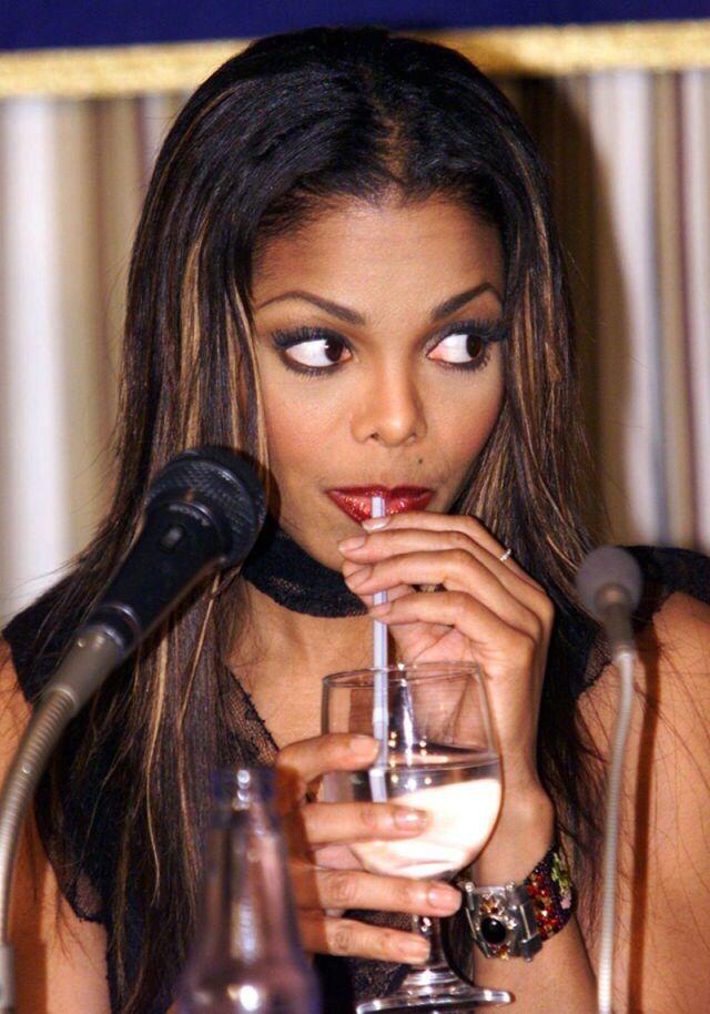 62 Best Janet Jackson Images On Pinterest Good Looking Women